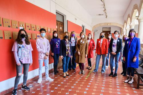 Almería premios mujer Lausset