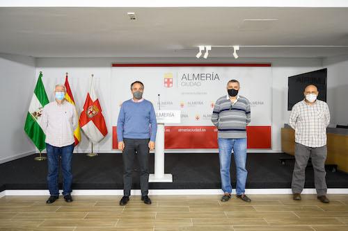 Ayuntamiento Almería Senderos municipales