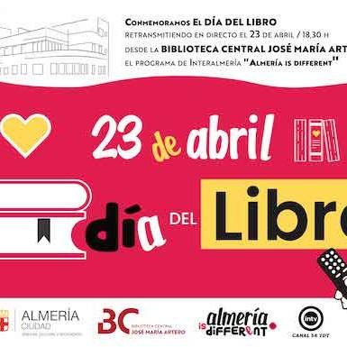 Almería cultura Día libro
