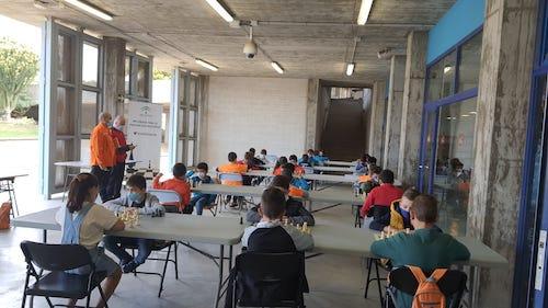 Almería deportes JMD ajedrez