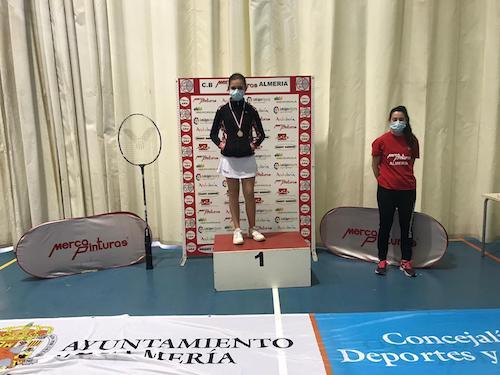 Almería deportes JMD badminton