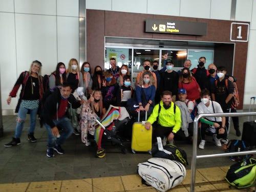Almería deportes club tenis