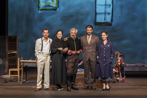 Almería teatro Imanol Arias