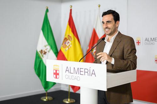 Carlos Sánchez Ayuntamiento Almería