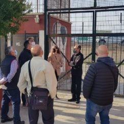 Almería obras centro zoosanitario