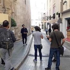 Almería rodajes cine