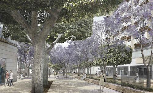 Proyecto Paseo de Almería