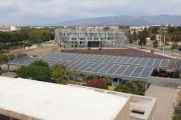 Almería placas fotovoltaicas