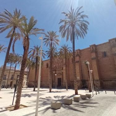 Plaza Catedral Almería