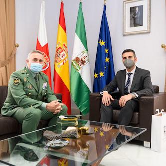 Almería legión Marcos Llago