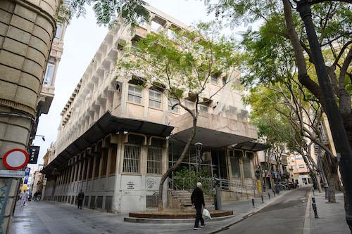 Almería fomento edificio Correos