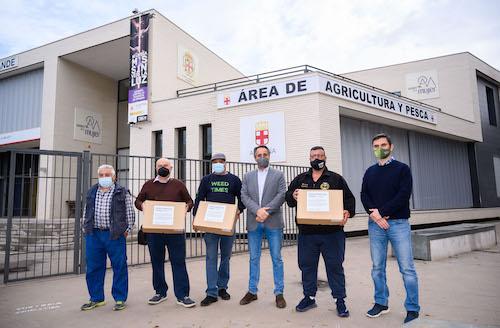 Almería agricultura semillas ecológicas