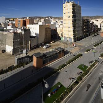 Almería XXI Avda. Vilches