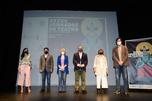 Almería cultura jornadas teatro