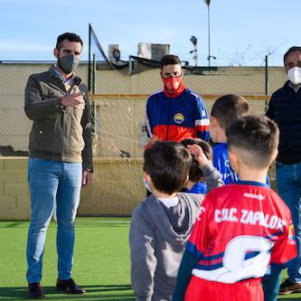 Almería deportes campo fútbol