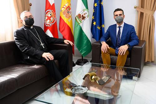Alcalde Almería Obispo coadjutor