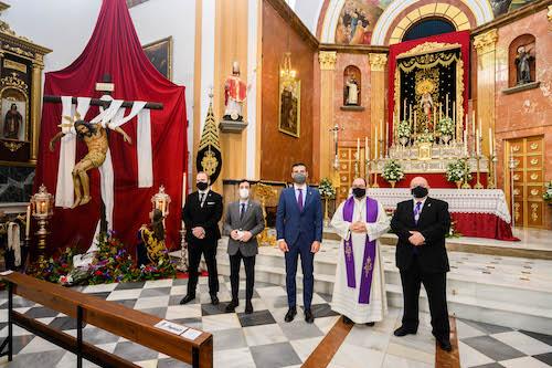 Ayuntamiento Almería Semana Santa