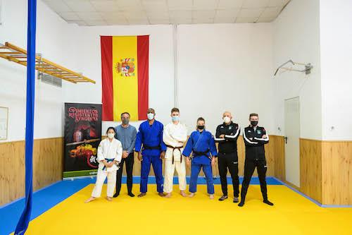 Almería concejal deportes judo