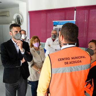 Centro Municipal Acogida Almería