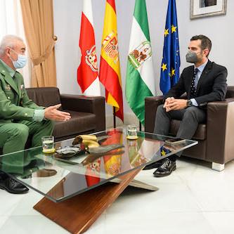General Legión Almería