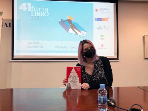Almería libro Raquel Sastre