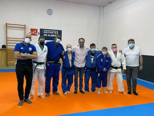 Almería Asalsido deportes judo