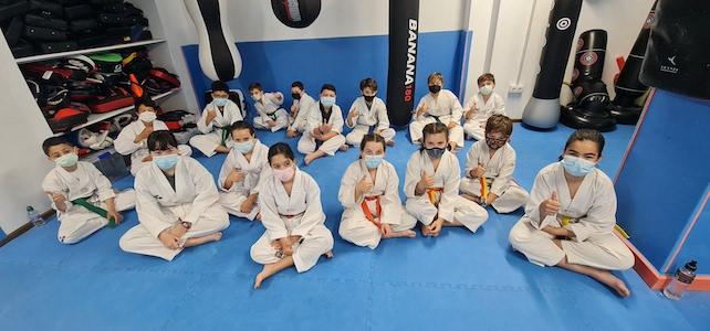 Almería deportes Taekwondo