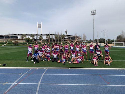 Almería deportes master atletismo