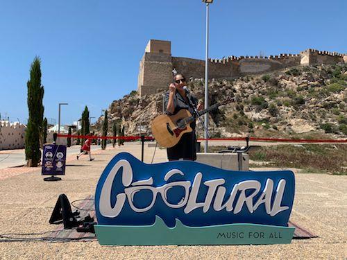Almería cultura conciertos Cootural
