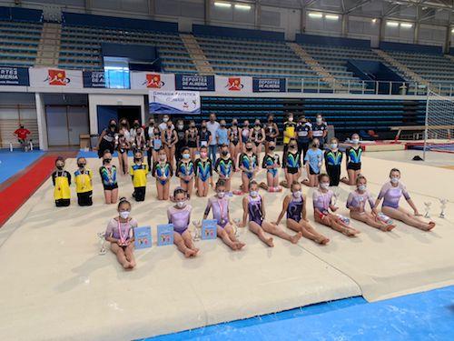 Almería deportes equipos gimnasia