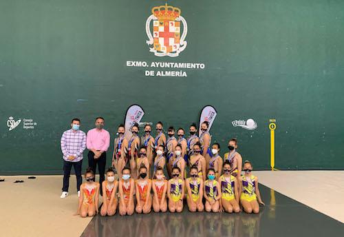 Almería deportes gimnasia Costarítmica