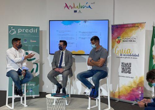 Guía accesibilidad Festivales Almería