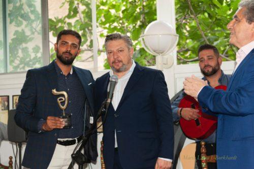 Almería cultura Premios Taranto