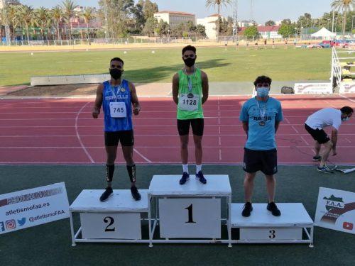 Almería deportes atletismo
