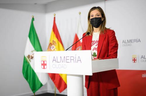 Ayuntamiento Almería Ana Labella