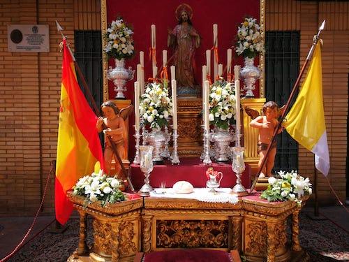 Almería altares corpus 2021