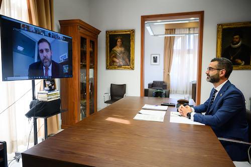 Pleno Ayuntamiento Almería alcalde