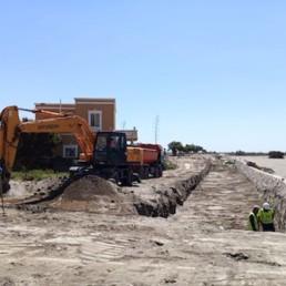 Almería obras paseo marítimo