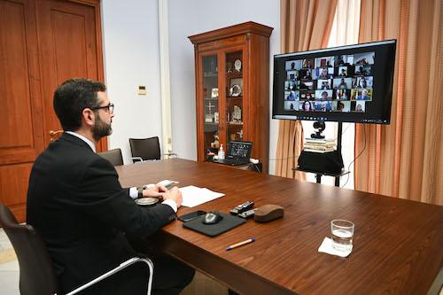 Alcalde Almería dia discapacidad