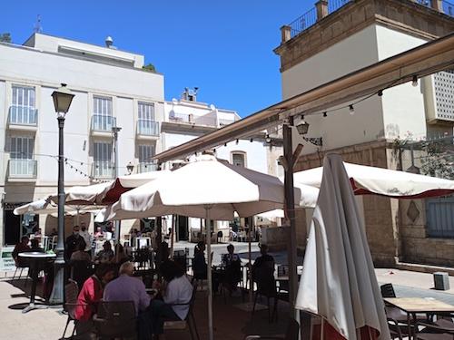 Almería hostelería Eurocopa 2021
