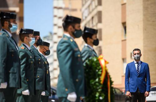 Aniversario Guardia Civil Almería