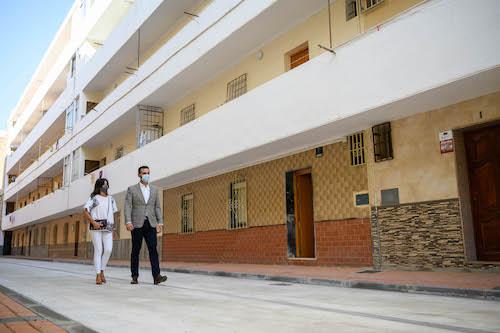 Barrio Los Angeles Almería
