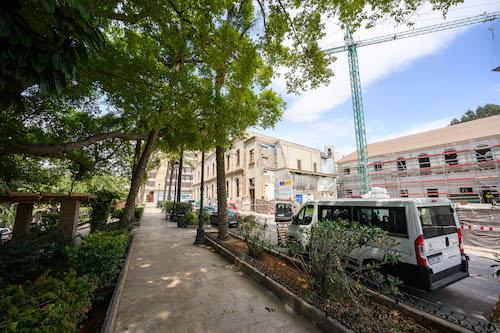Almería urbanismo Hospital provincial