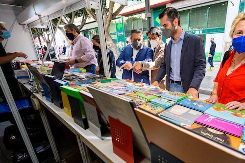 Ayuntamiento Almería Feria libro