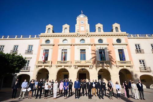 Ayuntamiento Almería nuevos funcionarios