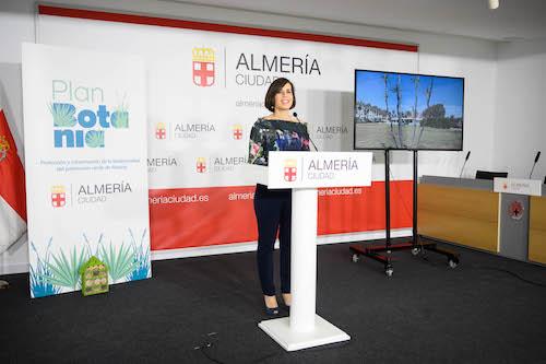 Plan Botania Ayuntamiento Almería