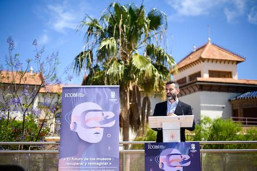 Ayuntamiento Almería Día museos
