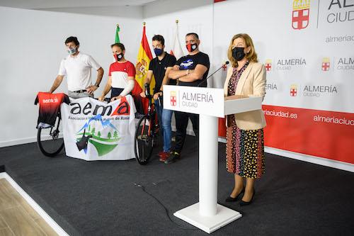 Almería asociación esclerosis múltiple