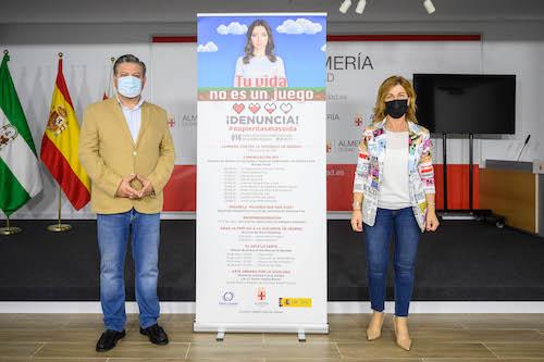 Ayuntamiento Almería Violencia género