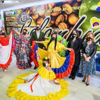 Almería asociación colombianos